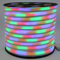 Wholesale Best Seller Full RGB Color LED Neon Flex Light MM V V Waterproof IP68 Epistar SMD5050 led flexible strip light CE SAA FCC