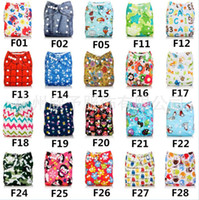 Wholesale Multi style TPU leak proof breathable baby diapers pants boys and girls cartoon adjustable diapers diapers baby diaper
