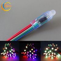 advertisement signboard - 12mm led pixel light Full Color RGB LED Pixel module Light With IC For Advertisement Signboard
