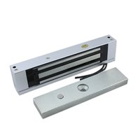 Wholesale Electric Lock Door Single Loaded KG LB Special Magnetic Lock Electromagnetic Lock Access Control System