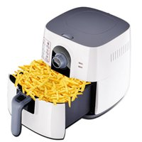 Wholesale home three generation oil free air fryer intelligent household electric fryer