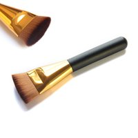 bb wood - Makeup Brushes Foundation Concealer Blusher Brush Cosmetic Single Universal Brush Makeup Tools for BB Cream Black Wood Hand