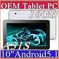 Wholesale 10 inch Quad core GHz Allwinner A31S Android tablet pc Capacitive GB ROM Dual Camera HDMI Bluetooth USB OTG C PB