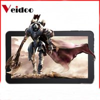 arm processor cores - WIFI version inch quad core tablet ATM7029 Android Tablet PC student learning Tablet PC Dual cameras ARM processor gift