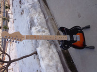 Wholesale best Factory Mahogany CUSTOM SHOP TELE CUSTOM TL electric guitar with tremolo OEM Available