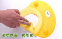 Wholesale 1PCS Waterproof earmuffs baby shampoo cap shampoo cap child children baby shower cap shower cap hat adjustable thickening
