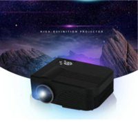 Wholesale 2015 New arrival Lumens x480 pixels Cheap HD USB LED Mini Pocket Home Theater Cinema Multimedia Video Game Projector
