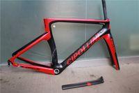 Wholesale 2016 Full Carbon Frame Cipollini NK1K NK1000 Road Bike Frameset T1000 carbon road frame Size XXS XS S M L Frame