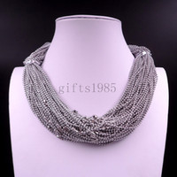 Cheap ball necklace Best wholesale