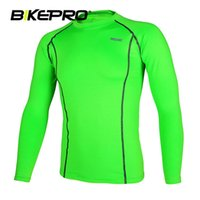 Wholesale Men Road Mountain Bike Bicycle Reflective Thermal Windproof Jerseys Winter Cycling Warm Riding Running Long Sleeve Soft Jersey