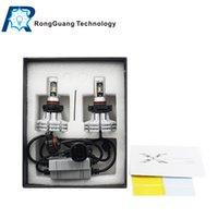 beam vibration - 1 Set x high power v k H16 eu PSX24 car led headlight bulb low beam headlamp led bulb anti vibration waterproof universal