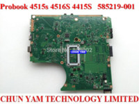 Wholesale Original laptop motherboard for HP Compaq Probook s s s Notebook PC systemboard Tested DaysWarranty