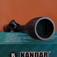 Wholesale KANDAR X50AOE Mil dot metal wire Locking Hunting Riflescope Equipment For Hunter