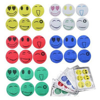 Wholesale 1000 Set Set New Hot Mosquito Repellent Patch Smiling Face Drive Midge Mosquito Killer Cartoon Anti Repellent Sticker Patch TPA001