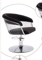 Wholesale New high end styling cotton hair salons dedicated barber chair Drop haircut chair Hairdressing chair