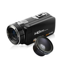 Wholesale HDV Z8 P Full HD MP x Digital Zoom Digital Video Camera with Digital Rotation LCD Touch Screen Mini Camcorder