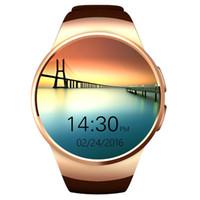 Cheap Bluetooth Smart Watch KW18 Heart Rate IPS Screen bluetooth smartwatch Fitness Tracker App For Smartphone Monitor