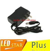 Wholesale High Quality AC V V to DC Power supply V A adapter adaptor US EU Plug CE UL FCC