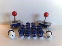 arcade machines for sale - Hot Sale Arcade Push Button Kit Zippyy Zippy Joystick DiY Bundles Set For Building Game Machine