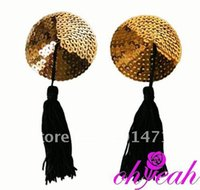 Cheap Wholesale-NC025 New arrival Free shipping nipple cover fast delivery whosale and retail sexy nipple bra top selling women sex decoration