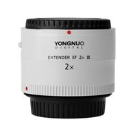 Wholesale Original Yongnuo YN X III PRO x Teleconverter Extender Auto Focus Mount Lens Camera Lens for Canon EOS EF Lens