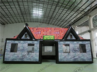 bar rentals - Hot sale airtight inflatable pub tent for rentals Cheap mobile airtight Inflatable bar for weekends party