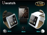 aged silver lamp - New U10 Bluetooth Smartwatch Marquee Lamp Wristwatch With Explosion proof Screen Micro Sim Temperature Sensor Sleep And Heart rate monitor