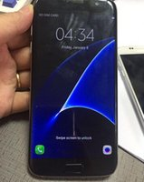 Wholesale Smartphone Goophone S7 Edge inch Curved Screen Metal Frame Android RAM GB ROM GB Cell Phone