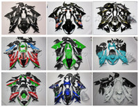 plastic injection molding - Injection Molding Fairing For Kawasaki ZX R ZX R Fairing Kits ABS Plastic