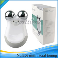 microcurrent equipment - Nuface mini Face care facial toning device beauty face massager electric roller Multi Functional Beauty Equipment High Quality