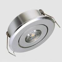 bathroom showcase - 3w led down light led spot recessed ceiling lamp led ceiling downlight w spot downlight for Cabinet light for Showcase Light