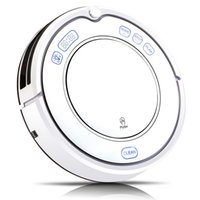 Wholesale High Glass Multifunctional with Water Tank Big Mop LED Touch Screen Robot Vacuum Cleaner for House Floor