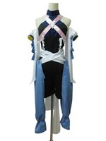 aqua kingdom hearts - Kingdom Hearts Birth By Sleep Aqua Cosplay Costume E001
