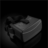 Wholesale Google VR virtual reality glasses cardboard D Google Digital glasses Head mounted display device inches g ZY