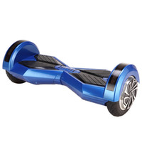 Wholesale Stock In US Smart Balance Wheel Hoverboard Inch Two Wheel Self Balance Wheel Scooter Remote Led Lights