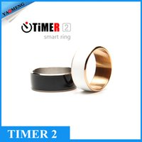 american devices - TimeR Smart Ring for NFC Android WP Mobile phones smart wearable device Multifunction Magic Ring for Samsung Xiaomi HTC LG
