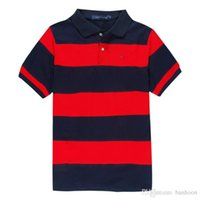 authentic polo - Hot sale shirts with short sleeves male counters authentic men s summer wear