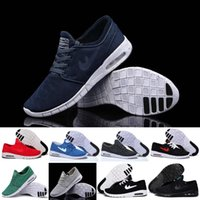 arts walk - 2016 New modle Air fashion SB Stefan Janoski Max Men running shoes athletic walking shoes Sneakers shoes Size