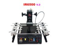 Wholesale HOT SALE newest Infrared bga repair machine rework machine LY IR6500 V with USB port for laptop motherboard
