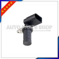 Wholesale auto parts Brand New Crankshaft Position Sensor With O Ring For BMW E36 E39 E46 E53 E60
