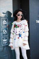 bead embroidery stitches - Hollow out ladies upper sweater tassel women loose cat sequins pullover handwork mesh cotton female casual outwear M011