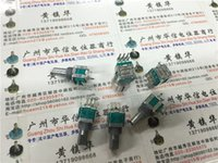 Wholesale RK09L1240015 vertical double potentiometer B10K mixing with MMF midpoint handle