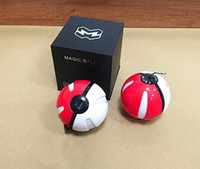 ar packages - Poke power bank mah for Poke AR game powerbank with Poke ball LED light portable charge figure toys with package