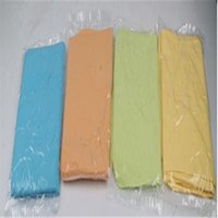 Wholesale Synthetic Suede Towel Car Wash Towel Car Wash Towel Four Colors Can Choose A Large Without Package