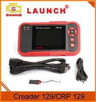 automotive tools creader - Genuine Launch CRP129 CRP creader Auto Code Reader OBDII OBD2 EOBD Diagnostic Tools