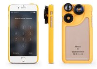Wholesale Iphone Iphone Iphone s Phone Cases PC TPU Double Protection With SLR Cameras Drop shipping