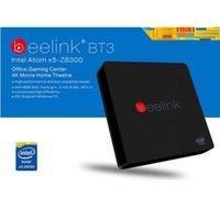 Wholesale Original Beelink BT3 Windows Intel Atom X5 Z8300 Processor DDR3 GB GB Mbps LAN Smart TV Box Windows Mini PC BT4