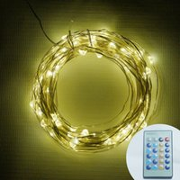 batteries suppliers - 2016 new product Multicolor battery led lights led decoration lights fairy light wedding party Christmas with remote from china supplier