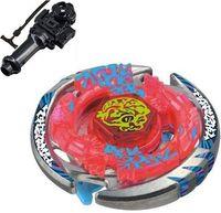 beyblade leon - Best Birthday Gift Thermal Lacerta Metal Masters D box launcher fang leon BB Gyroscopes Toys Beyblade conjunto menino