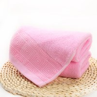 Wholesale 100 Pure Cotton Soft Towel AS A Gift For Your Famliy You Can Design the Logo on the Towel